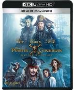 Pirates of the Caribbean Dead Men Tell No Tales 4K ULTRA HD + 3D + Blu-r... - $89.46