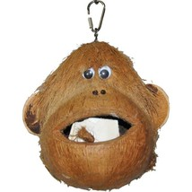 A&e Cage Assorted Happy Beaks Coco Monkey Bird Toy 6x6x6 In - £27.08 GBP