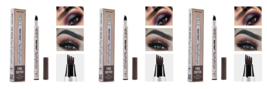 Yuxuan Eyebrow Tattoo Pen Microblading Eyebrow Pencil with a Tip and (Pa... - $33.77