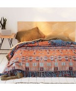 NEW URBAN OUTFITTERS SYMBOLOGY BLANKET FULL QUEEN - $167.31