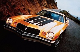 1974 Chevrolet Camaro Z28 (Road) Poster | 24 X 36 Inch | Muscle Car | - $18.99
