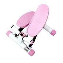 Mini Stepper Twist Portable Exercise Adjustable Machine Pink Fitness w/M... - $62.61