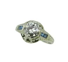 Art Deco 3/4 Carat Diamond Ring .73ct (#J2603) - $4,825.00