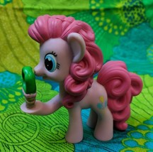 My Little Pony G4 FiM Pinkie Pie Bubble Blowing Toy Figurine by Imperial Toy - $5.99