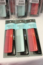 Lot of 24! Conair Smooth & Style Dressing Combs 2 Packs, for All Hair Types - $59.39