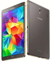 "Samsung Galaxy Tab S 16GB Wi-Fi + 4G LTE (GSM UNLOCKED) 8.4"" Tablet"