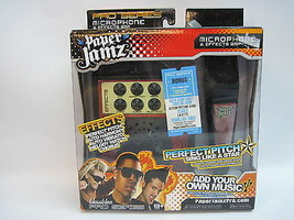 Wowwee Paper Jamz Pro Mic Series Style 3 Microphone & Effect AMP Amplifier - $17.81