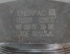 ENERPAC STLS201 SWING CYLINDER 3900LBS STLS-201 image 2