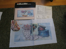 """Bucilla ONCE UPON A TIME Embroidery Kit #40282 - 8""""x16"""" - Designer Glynda Turley - $9.90"""