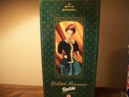 HALLMARK EXCLUSIVE YULE TIDE ROMANCE BARBIE DOLL 3RD IN SERIES NFRB $60 ... - $13.86
