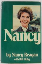 Nancy by Nancy Reagan with Bill Libby - $7.99