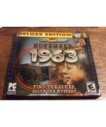 Hidden Mysteries: November 1963 (PC, 2012) - $3.99