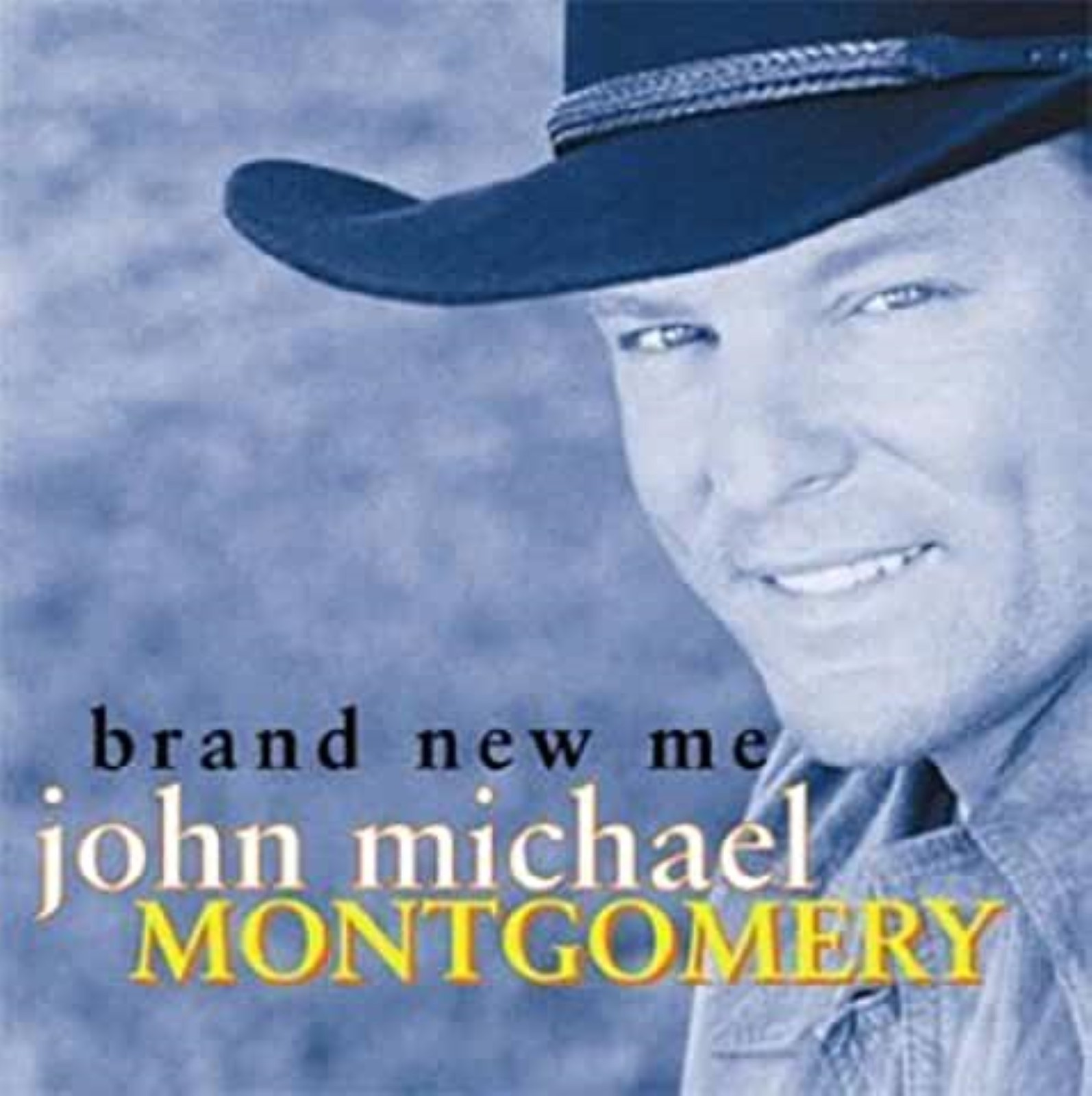 Brand New Me by John Michael Montgomery Cd