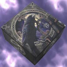 FREE W/ $99 HAUNTED SPELL KEEPER ALIGN BOX SEAL SPIRITS MAGICK 925 7 SCH... - $0.00