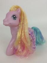 "My Little Pony Toola-Roola Hasbro 2007 Toy 5"" Figure Pony Shiny Hair MLP - $13.81"