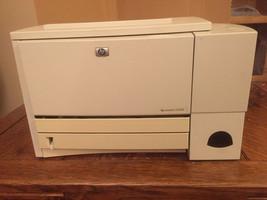 C7058A - Hp Laser Jet 2200D A4 Mono Laser Printer Faulty! - $128.62