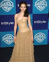 Emmy Rossum 16X20 Canvas Giclee - $69.99
