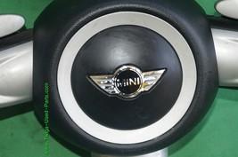 07-15 Mini Cooper S Clubman R56 R55 R57 R58 Steering Wheel & Airbag image 2