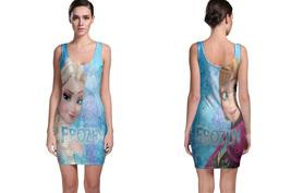 Frozen - Anna and Elsa Bodycon Dress - $20.99+