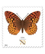 2014 70c Great Spangled Fritillary Butterfly Scott 4859 Mint F/VF NH - €1,96 EUR