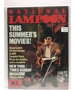 NATIONAL LAMPOON MAGAZINE : June 1984 (VF/NM) This Summer's Movies, Humo... - $14.20