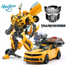 ELECTRONIC TRANSFORMERS BUMBLEBEE MECHTECH LEADER ACTION FIGURES CAMARO ... - $83.90