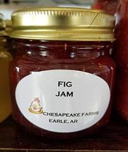 Fig Jam 4 Oz Size Arkansas Grown And Made Organic Great Gift Idea! - $3.00