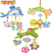 TOLOLO 2017 New Infant Toys For Baby Crib & Stroller Plush Playing Toy C... - $25.00
