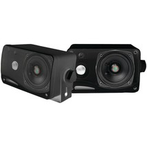"Pyle Pro Hydra Series 3.5"" 200-watt 3-way Weatherproof Mini-box Speaker - $56.32 CAD"