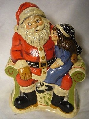 Vaillancourt Folk Art My Christmas Wish  signed by Judi