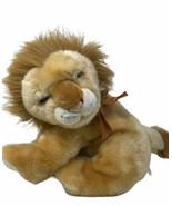 "SKM Enterprises Plush Lion Super Soft Stuffed Animal 13"" Floppy Toy Gold... - $16.99"
