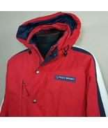 Vintage Ralph Lauren Polo Sport Jacket Coat Stadium Country XL Snow Beac... - $169.99