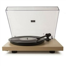 CROSLEY C10A-NA C10 2 Speed Manual Turntable Record Player Natural NEW - $299.95