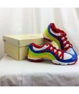 Bloch Wave Multi-Blue Fitness Sneakers SO523L, Womens Size 4 Nib $62.99 - $23.74