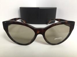 88f4da7a8001 New Prada SPR 08S 2UA-5J2 Women  39 s Cat Eye Tortoise Plastic