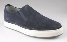 Nuovo da Uomo Strellson Blu pelle Camoscio Scarpe Casual 43 Eu 10 USA 9 UK