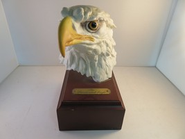 "Kaiser Porcelain W.Germany Eagle on Wood ""The P... - $396.00"