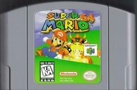 Super Mario 64 (Nintendo 64, 1996) - $23.09