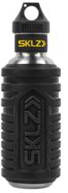 SKLZ Stainless Steel Water Bottle High Density Exterior Foam Roller Hydro-Roller