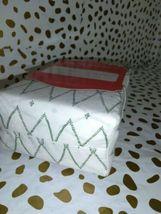 KING Cotton Percale Printed Pillowcase Set Sayulita White Green - Opalhouse   image 6