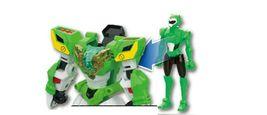 Miniforce Tyra Jackie Transformation Action Figure Super Dinosaur Power Toy image 4