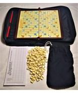 Scrabble Travel Folio Edition Game--Like New - $24.00