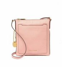 New MARC JACOBS TOURIST Rose Pink Leather Crossbody Bag M0013949 - $149.00