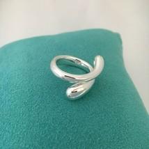 Tiffany & Co Sterling Silver Elsa Peretti Teardrop Ring Size 4. Retails ... - $199.00