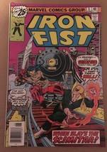 Iron Fist #5 1976 VF Condition Marvel Comic Book Scimitar / John Byrne - $7.27