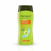 Trichup Hair Fall Control Herbal Shampoo Enriched Reduce Hair Fall & Thinning - $32.00