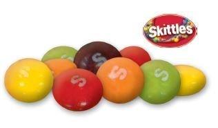 Skittles Bite Size Candies -25Lbs