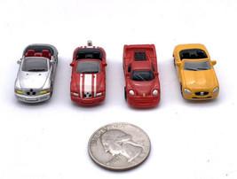 Hot Wheels Planet Micro Sports Car Series II BMW Mercedes Ferrari, 1997 ... - $15.84