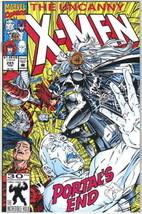 The Uncanny X-Men Comic Book #285 Marvel Comics 1992 VERY FINE/NEAR MINT... - $3.50