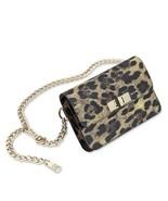 Steve Madden Bobby Leopard Print Belt Bag S/M $54 - $22.23